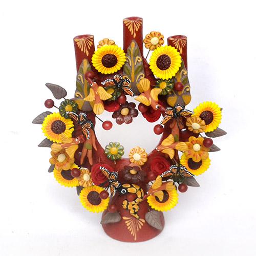 Corona de Barro - Clay Crown