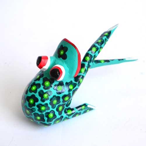 Frog - Alebrije