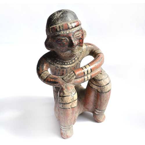 Prehispanico - Chinesca