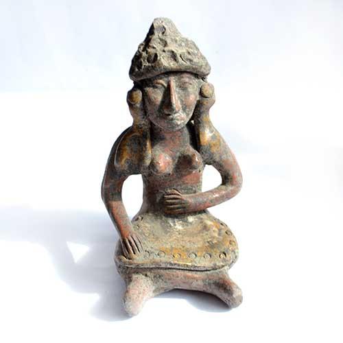 Prehispanico - Mujer