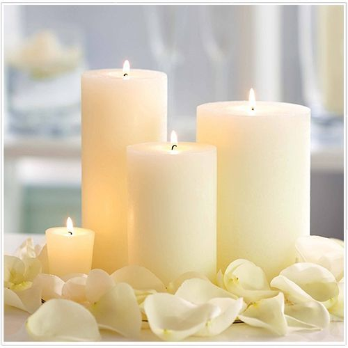 Candles - Cílindricas - Cylinder