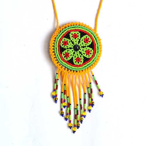 Collar - Necklace - Bag