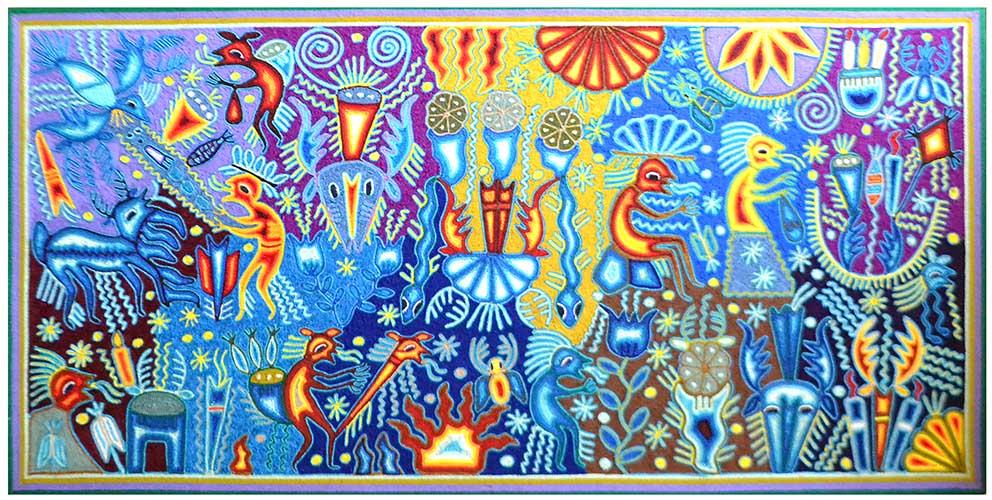 Tabla - Painting - 60 x 120 cms