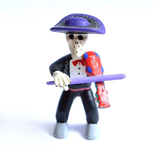 Calavera - Skull - Mariachi