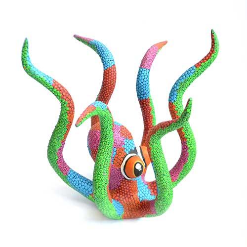 Pulpo - Octopus